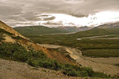 Photograph - Denali National Park Vista by Kirsten Giving