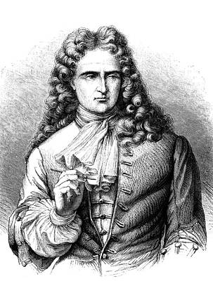 18th Century Photograph - Denis Papin by Collection Abecasis