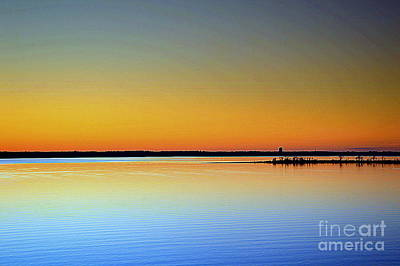 Photograph - Denison Dam On The Red River by Diana Mary Sharpton