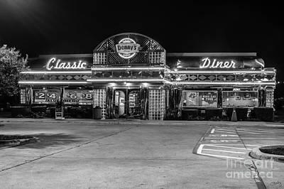 Denny's Classic Diner Art Print by Imagery by Charly