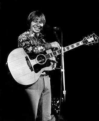 John Denver Photograph - Denver by Mike Flynn