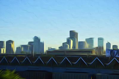 Wall Art - Photograph - Denver V2 by Jimi Bush