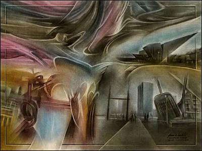 Pastel - Denvermuseumcomp 2010 by Glenn Bautista