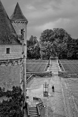 Chateau Photograph - Departure - Chenonceau by Nikolyn McDonald