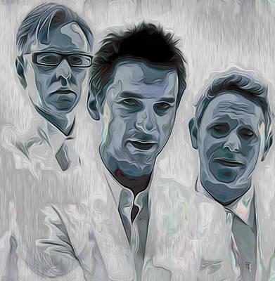 Depeche Mode Original by  Fli Art