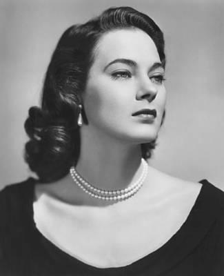 1950 Movies Photograph - Deported, Marta Toren, 1950 by Everett