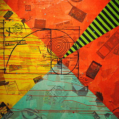 Pi Mixed Media - Depth Of Field by A 2 H D