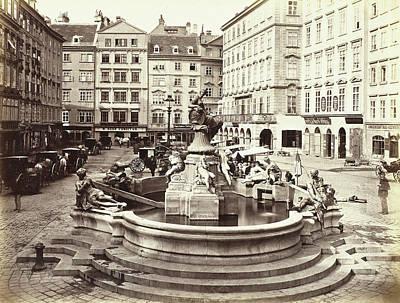 Der Neue Market, Miethke & Wawra Art Print