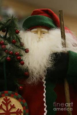 Photograph - Der Weihnachtsmann by Sharon Mau