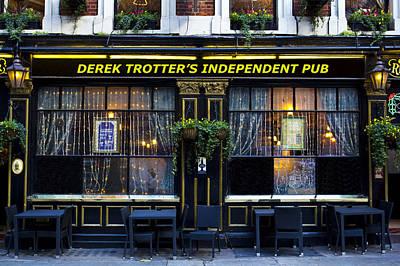 Photograph - Derek Trotter's Pub by David Pyatt