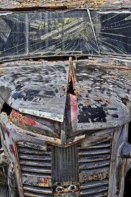 Photograph - Derelict by Bob Slitzan