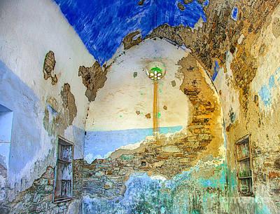 Derelict Chapel  Original by Eleni Mac Synodinos