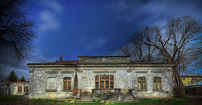 Photograph - Derelict House by Vlad Baciu