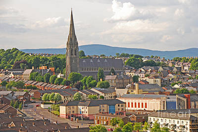 Photograph - Derry by Mary Carol Story
