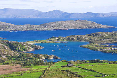 Photograph - Derrynane Bay Kerry Ireland by Jane McIlroy