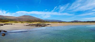 Derrynane Beach, Caherdaniel, Iveragh Art Print by Panoramic Images