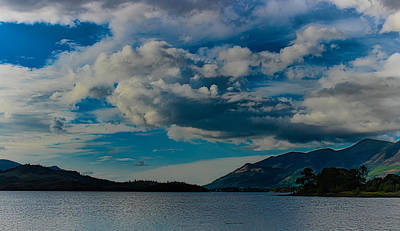 Featured Tapestry Designs - Derwent Water by Martin Newman