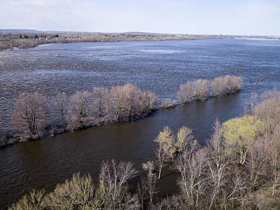 Photograph - Deschenes Rapids In The Ottawa River by Rob Huntley