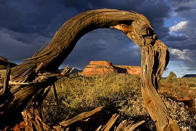 Photograph - Desert Arch by John Kearns