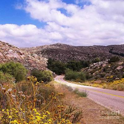 Photograph - Desert Backroads by Glenn McCarthy Art and Photography