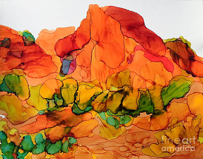 Painting - Desert Beauty 6 by Vicki  Housel