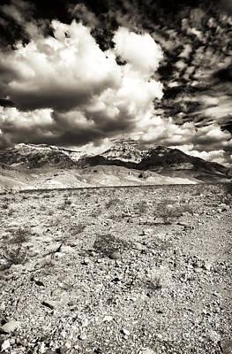 Photograph - Desert Clouds by John Rizzuto