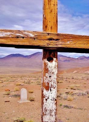Photograph - Desert Death by Marilyn Diaz