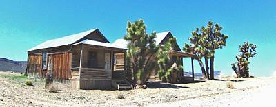 Photograph - Desert Dwelling by Marilyn Diaz