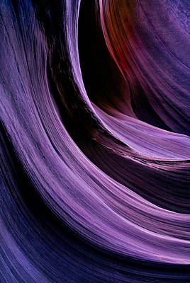 Circle Abstracts - Desert Eclipse by Mike  Dawson