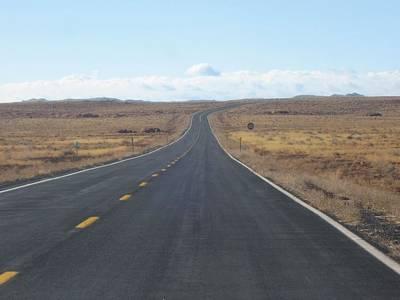 Photograph - Desert Highway - Arizona by MTBobbins Photography