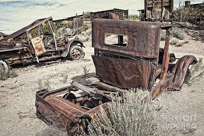 Photograph - Desert Idle The Day Away  by Lee Craig