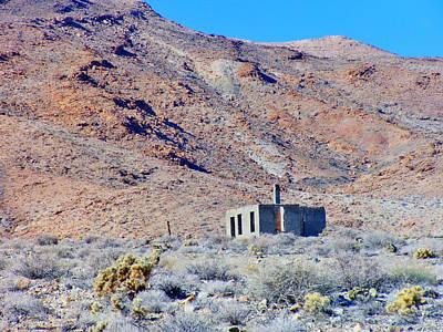 Photograph - Desert In Blair by Marilyn Diaz