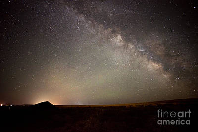 Fernley Photograph - Desert Milky Way by Dianne Phelps