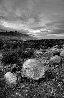 Photograph - Desert Mountain Country by Jim Vance