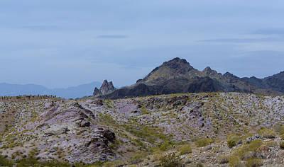 Photograph - Desert Landscape by Gilbert Artiaga