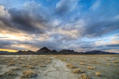 Photograph - Desert Road by Dustin  LeFevre