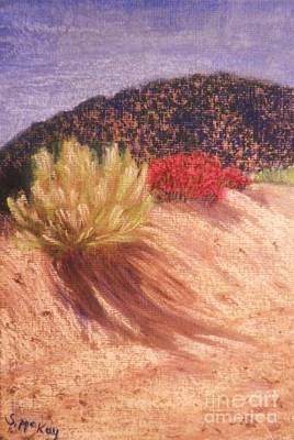 Painting - Desert Shadows by Suzanne McKay