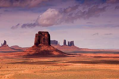 Photograph - Desert Sky by Johnny Adolphson