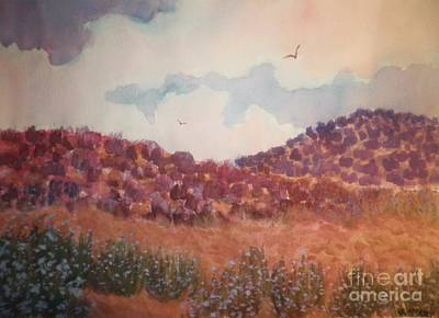 Painting - Desert Solace by Suzanne McKay