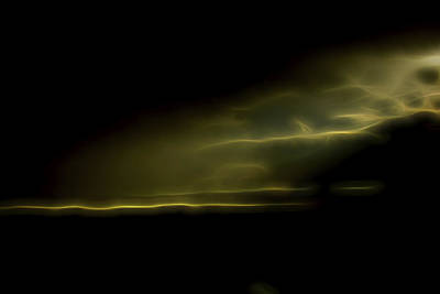 Desert Spotlight Art Print