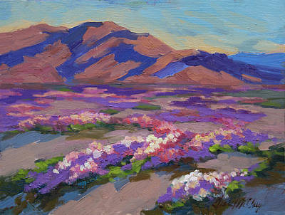 Painting - Desert Spring by Diane McClary