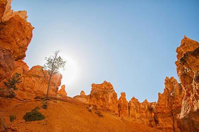 Photograph - Desert Sunrise by Kunal Mehra