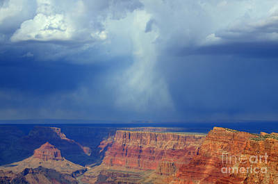 Photograph - Desert View Grand Canyon by Bob Christopher