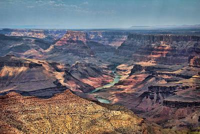 Desert View Art Print