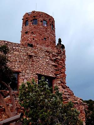 Photograph - Desert View Watchtower  by Keith Stokes
