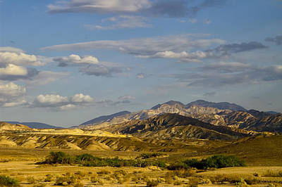 Photograph - Desert Vista by Jim Dollar