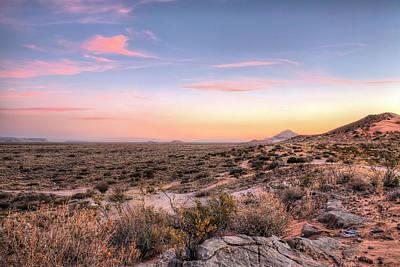 Photograph - Desert Vistas  by JC Findley