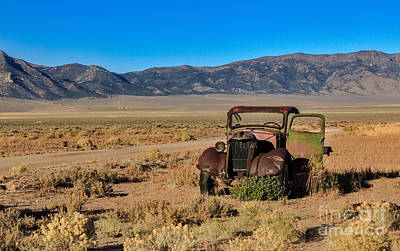 Photograph - Deserted by Robert Bales