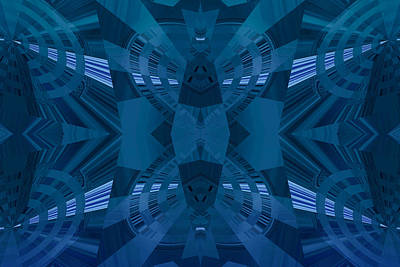 Design Spin 71 Art Print by Joe Connors