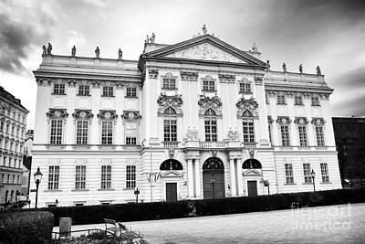 Photograph - Palais Trautson Design by John Rizzuto